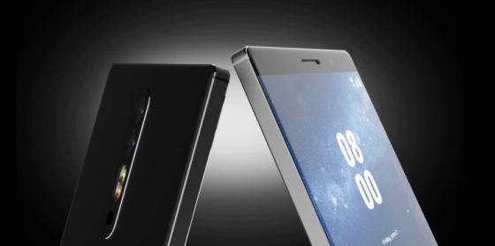 Nokia 8 wizualizacja