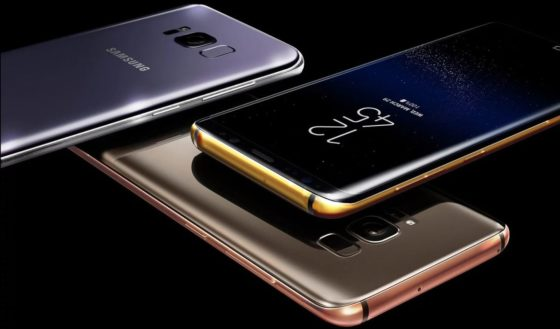 Samsung Galaxy S8 ekskluzywny