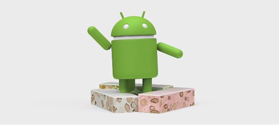 Android 7.1.2 Nougat Google Pixel Nexus
