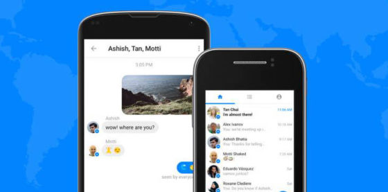 Facebook Messenger Lite Android