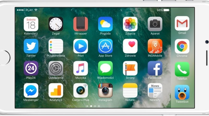 iOS 10.3.1 Apple