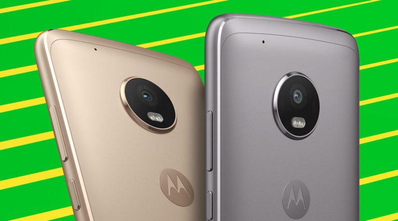 Lenovo Motorola Moto G5 Plus