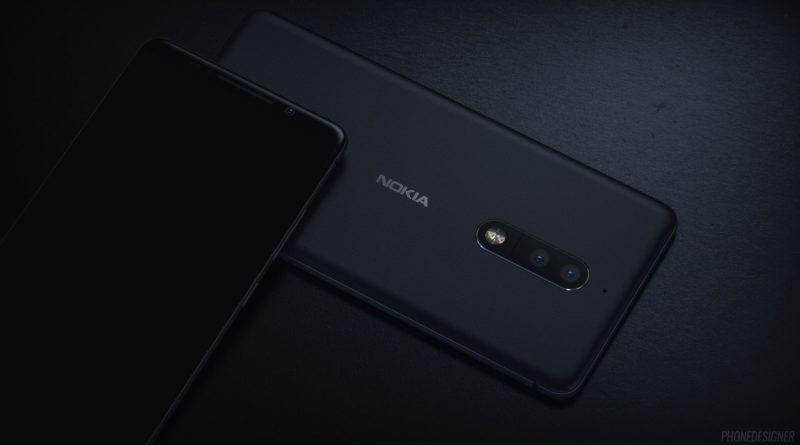 Nokia 9 wizualizacja