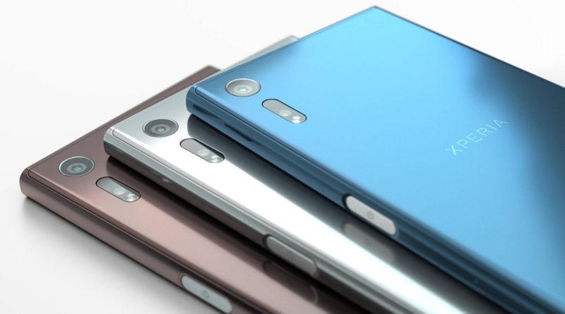 Sony Xperia XZ Sony Xperia XZ1