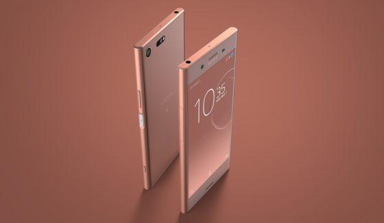 Sony Xperia XZ Premium Bronze Pink