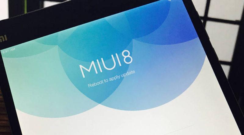 Xiaomi MIUI 8.2 Global Beta ROM
