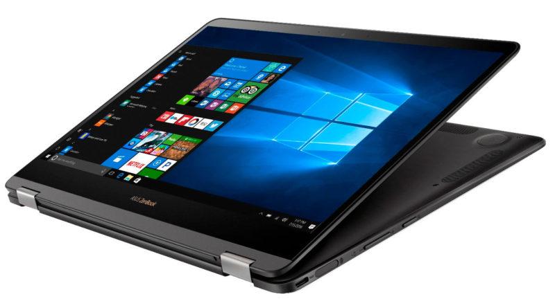 ASUS ZenBook Flip S UX370 Computex 2017