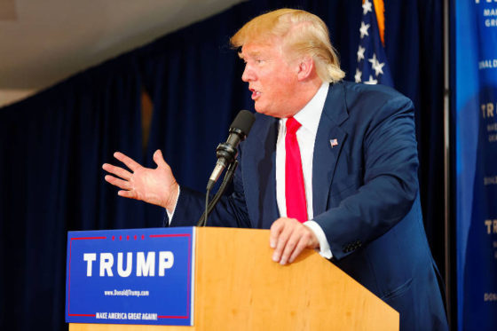 Doanld Trump