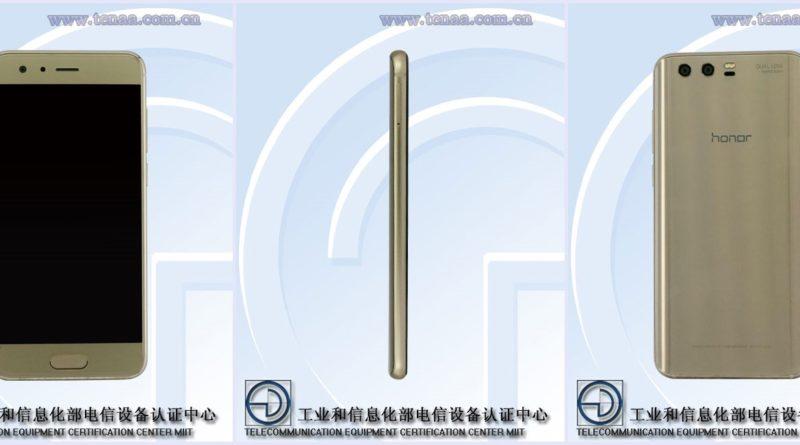 Huawei Honor 9 TENAA