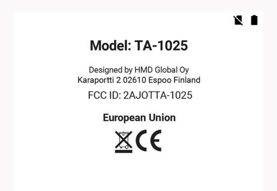 Nokia 6 FCC