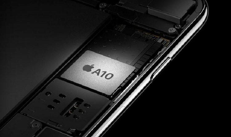 Apple A11 Fusion iPhone 8
