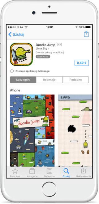 Apple App Store podwyżki cen aplikacje na iOS