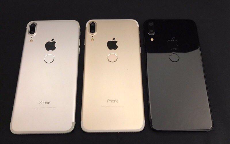 Unikalne iPhone 8 jeszcze nie zadebiutował, ale w Chinach już powstają NL45