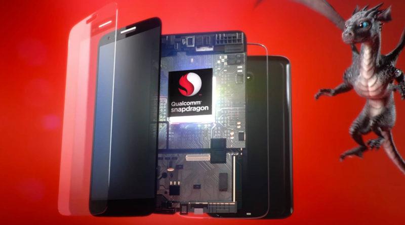 Qualcomm DSnapdragon 660 Snapdragon 630