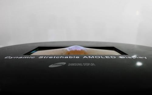 Samsung Display ekran OLED rozciągliwy
