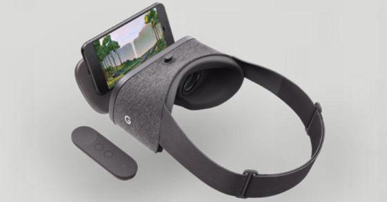Samsung Galaxy S8 Google Daydream VR