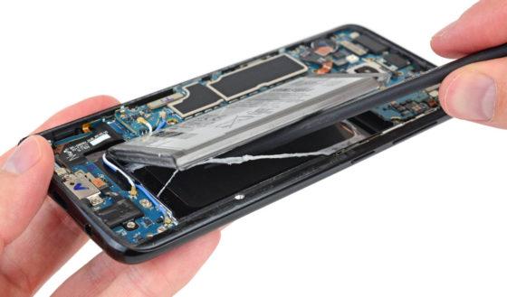 Samsung Galaxy S8 UFS 2.0 UFS 2.1
