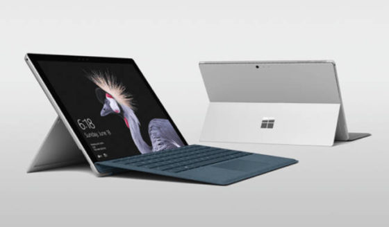 Nowy Microsoft Surface Pro