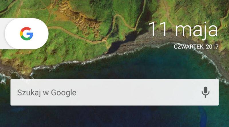 Widżet Google Chrome Dev