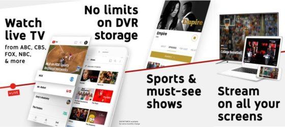 YouTube TV iOS AirPlay