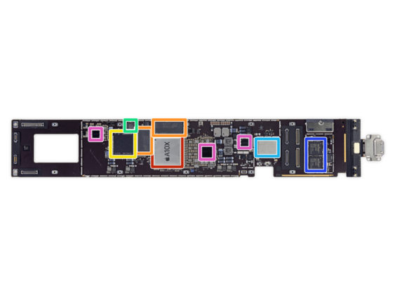 Apple iPad Pro 10.5 iFixit