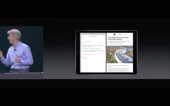 Apple WWDC 2017 iOS 11 macOS High Sierra tvOS 11 watchOS 4