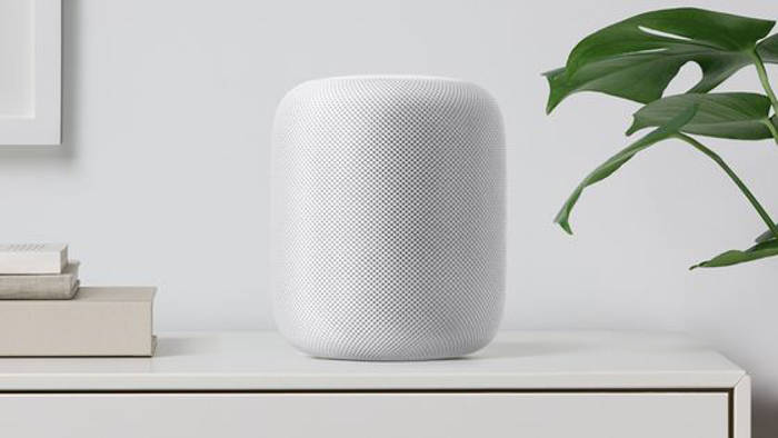 Apple HomePod glośnik Siri WWDC 2017