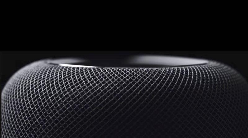 Apple HomePod Samsung Vega głośnik Bixby