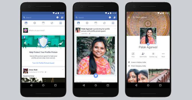 Facebook zdjęcie profilowe