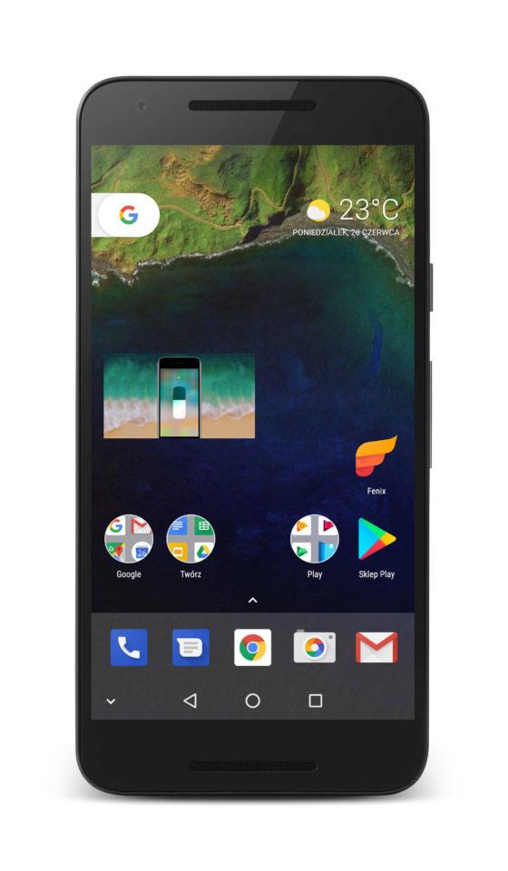 Google Chrome Android O obraz w obrazie picture-in-picture