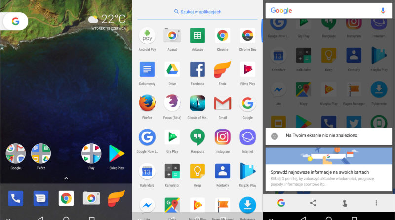 Google Pixel Launcher Android