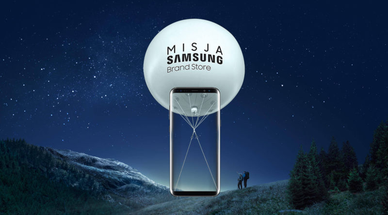 Samsung Galaxy S8 misja stratosfera konkurs