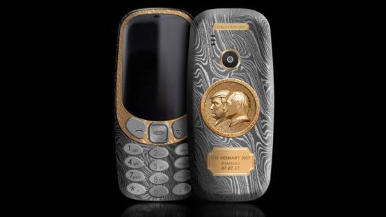 Nokia 3310 trump-putin g20