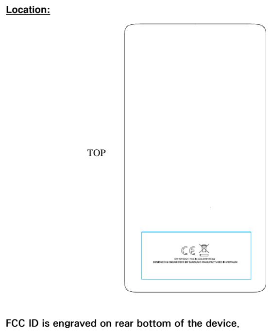 Samsung Galaxy Note 8 FCC