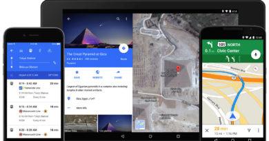 Mapy Google z informacją o ograniczeniach prędkości dla wszystkich