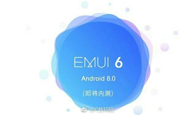 Huawei Android 8.0 EMUI 6.0 aktualizacja