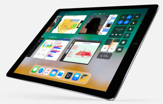 Apple iPad iOS 11