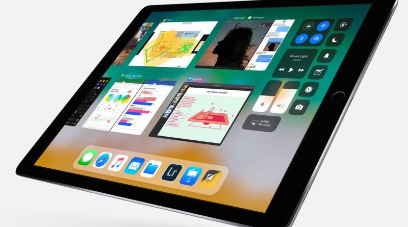 Apple iPad iOS 11