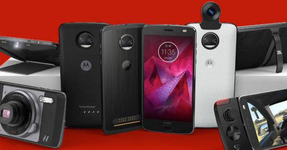 Motorola Moto Z2 Force Moto Mod 360 Camera