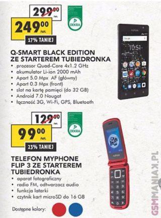 myphone promocja biedronka