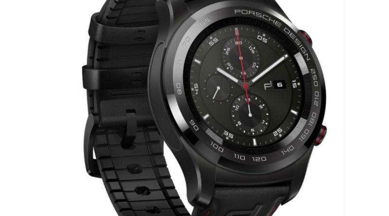 porche design huawei watch
