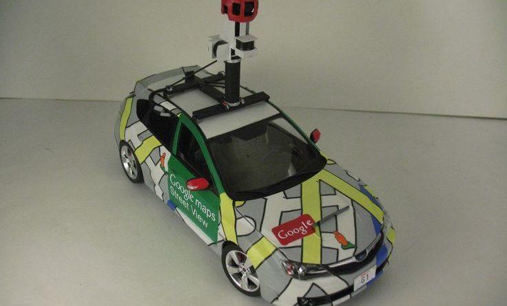 samochód google 3