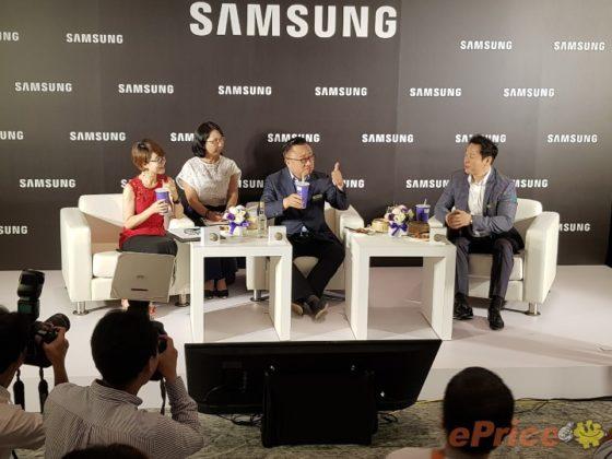 Samsung Galaxy Note 8 DJ koh