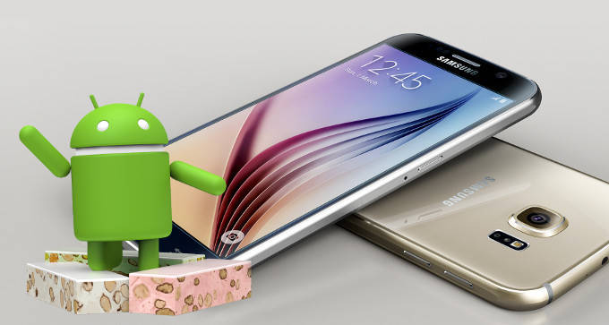 Samsung Galaxy S6 problem My Knox Android 7.0 Nougat