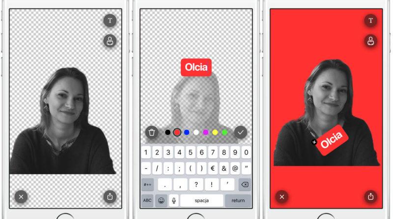 Sticky AI Prisma Labs aplikacja do selfie nalepki