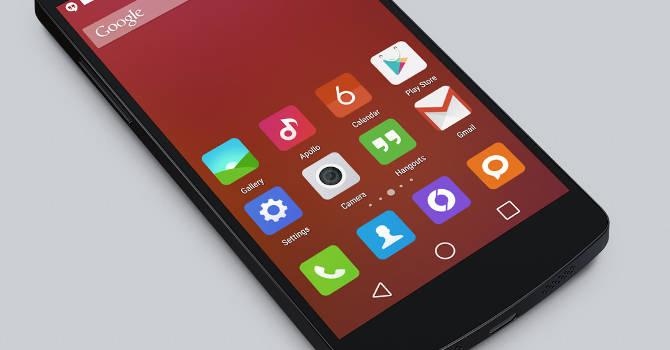 Xiaomi MIUI 8 ikonki za darmo z Google Play