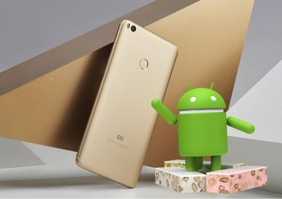 Xiaomi MIUI 8 Aktualizacja OTA Android 7.0 Nougat kiedy