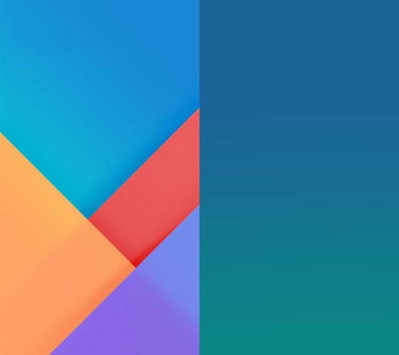 Xiaomi MIUI 9 tapety