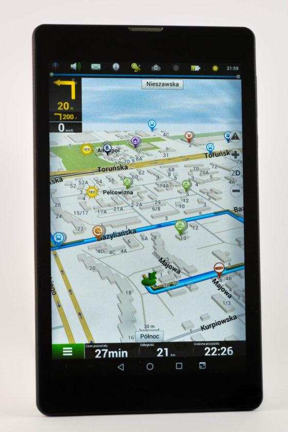 Navitel T500 3G tablet