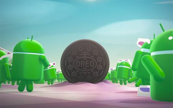 Android 8.0 Oreo HTC
